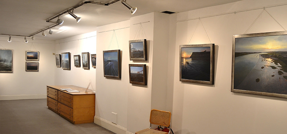 A 2011 solo exhibition at Francis Kyle Gallery of Ramsay Gibb's work.