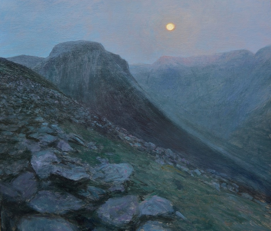Moon, Great Gable