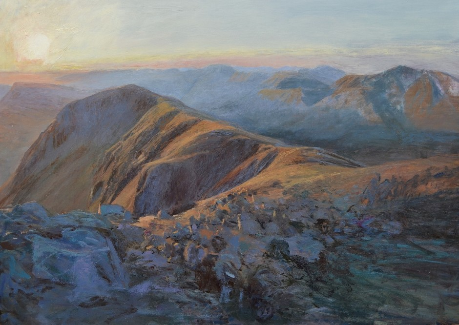 Sunrise, High Crag, Buttermere