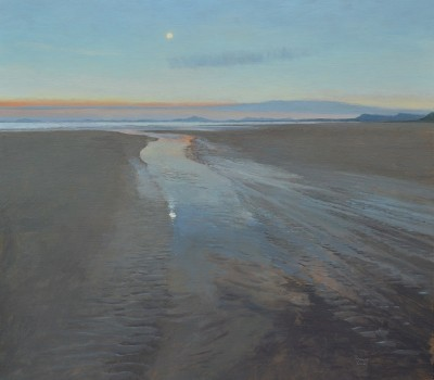 Approaching Day, from Harlech Beach